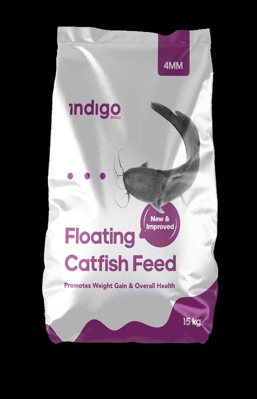 Indigo Africa Floating Catfish Feeds 5
